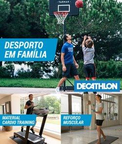 Ofertas Desporto no folheto Decathlon em Águas Santas ( 10 dias mais )