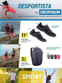Ofertas de Decathlon no folheto Decathlon (  Expira amanhã)