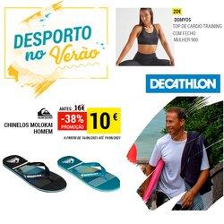 Ofertas de Decathlon no folheto Decathlon (  Expirado)