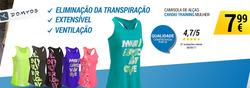 Promoção de Decathlon no folheto de Vila Nova de Gaia