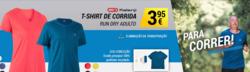 Promoção de Decathlon no folheto de Lisboa