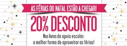 Promoção de LEYA no folheto de Lisboa