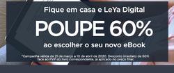 Cupão LEYA em Lisboa ( 4 dias mais )