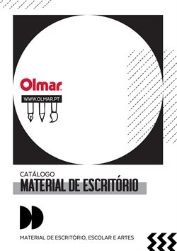 Ofertas Livros e lazer no folheto Olmar em Lisboa ( Publicado ontem )