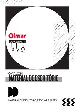 Ofertas de Livrarias, Papelaria e Hobbies no folheto Olmar (  Mais de um mês)