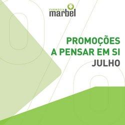 Ofertas de Farmácia Marbel no folheto Farmácia Marbel (  3 dias mais)