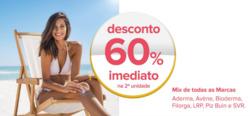 Promoção de Farmácia Costa no folheto de Lisboa