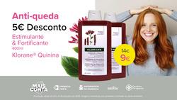 Promoção de Farmácia Costa no folheto de Ponta Delgada