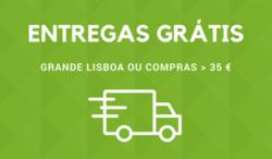 Promoção de Farmácia Pinto Leal no folheto de Queluz