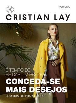 Folheto Cristian Lay ( 3 dias mais )