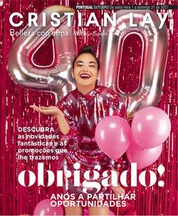 Ofertas de Roupa, Sapatos e Acessórios no folheto Cristian Lay (  3 dias mais)