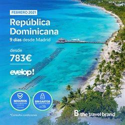 Ofertas Viagens no folheto B the travel brand em Coimbra ( 2 dias mais )
