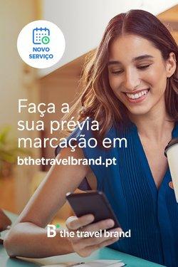 Ofertas de B the travel brand no folheto B the travel brand (  3 dias mais)