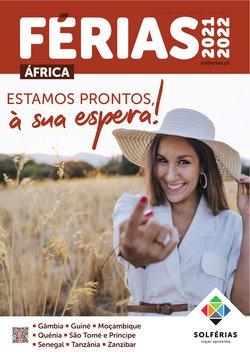 Ofertas de Viagens no folheto Solférias (  Mais de um mês)