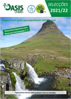 Ofertas de Viagens no folheto Oasistravel (  Mais de um mês)