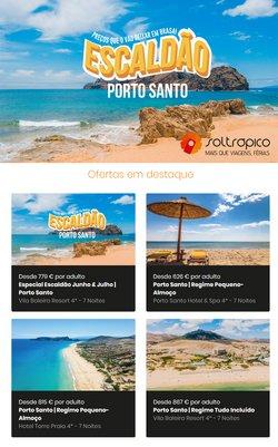 Ofertas de Viagens no folheto Soltrópico (  13 dias mais)