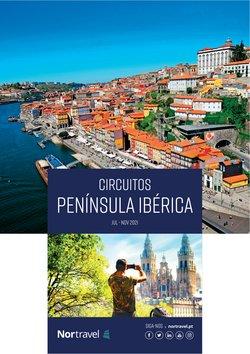 Ofertas de Viagens no folheto Nortravel (  Mais de um mês)