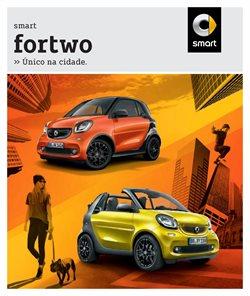 Promoção de Smart no folheto de Lisboa