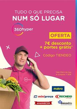 Ofertas de Supermercados no folheto Amanhecer (  Expira hoje)