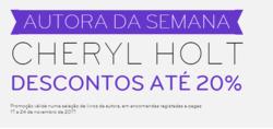 Promoção de WOOK no folheto de Lisboa