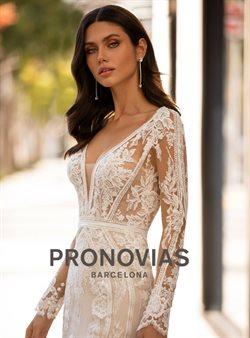 Ofertas Casamentos no folheto Pronovias em Coimbra ( Mais de um mês )