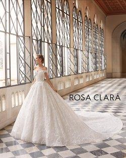 Ofertas de Casamentos no folheto Rosa Clará (  Mais de um mês)
