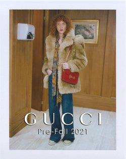 Ofertas de Gucci no folheto Gucci (  23 dias mais)