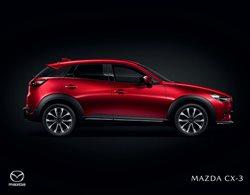 Promoção de Mazda no folheto de Lisboa