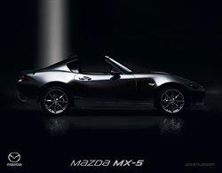 Folheto Mazda ( Mais de um mês )