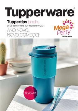 Folheto Tupperware ( 5 dias mais )