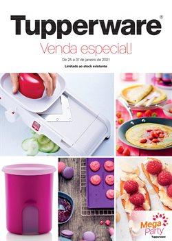 Folheto Tupperware ( Publicado hoje )