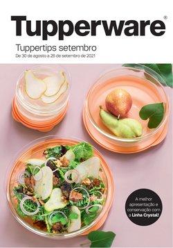 Ofertas de Casa e Decoração no folheto Tupperware (  8 dias mais)