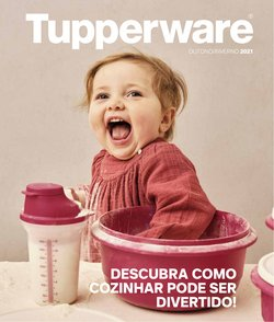 Catálogo Tupperware (  Mais de um mês)