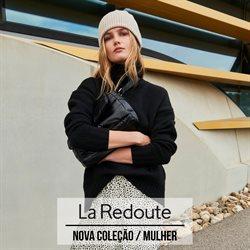 Ofertas Roupa, sapatos e acessórios no folheto La Redoute em Lisboa ( Mais de um mês )