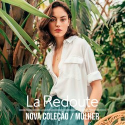 Ofertas de Roupa, Sapatos e Acessórios no folheto La Redoute (  16 dias mais)