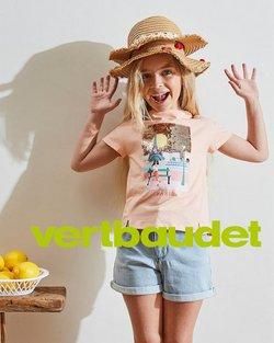 Ofertas de Vertbaudet no folheto Vertbaudet (  Mais de um mês)