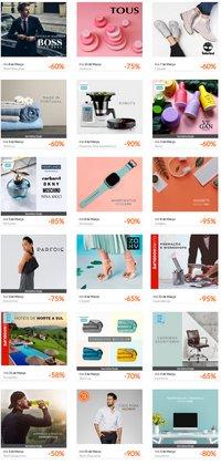 Ofertas Roupa, sapatos e acessórios no folheto Clubefashion em Braga ( Publicado ontem )