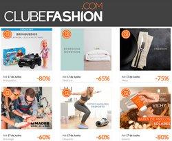 Ofertas de Playmobil no folheto Clubefashion (  Expira hoje)