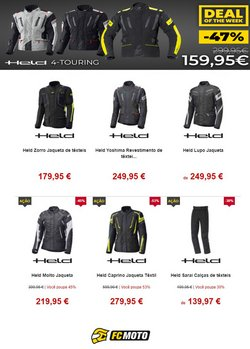 Ofertas de FC Moto no folheto FC Moto (  Expira amanhã)
