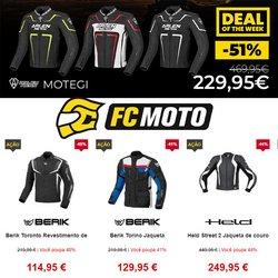 Ofertas de Carros, Motos e Peças no folheto FC Moto (  Expira amanhã)