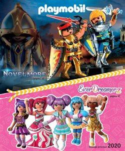 Folheto Playmobil ( Mais de um mês )