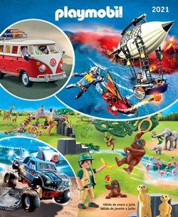 Ofertas de Bebés e brinquedos no folheto Playmobil (  Mais de um mês)