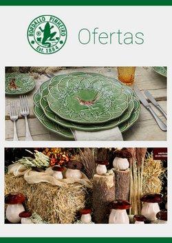 Ofertas de Bordallo Pinheiro no folheto Bordallo Pinheiro (  29 dias mais)