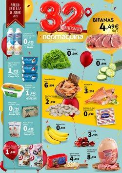 Ofertas de Supermercados no folheto Neomáquina (  Expira hoje)