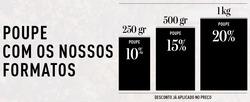Promoção de Tea Shop no folheto de Lisboa