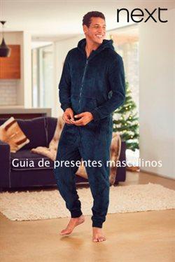 Ofertas Roupa, sapatos e acessórios no folheto Next em Lisboa ( 28 dias mais )