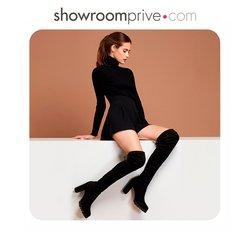 Ofertas de Showroomprive no folheto Showroomprive (  16 dias mais)