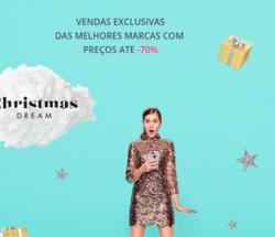 Promoção de Showroomprive no folheto de Lisboa