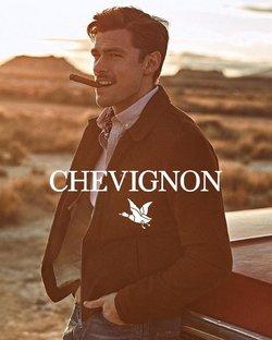 Ofertas de Chevignon no folheto Chevignon (  17 dias mais)