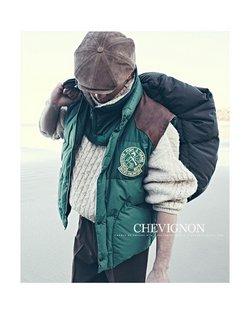 Ofertas de Chevignon no folheto Chevignon (  12 dias mais)